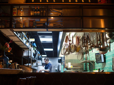 5 Ways to Keep Your Commercial Kitchen Sparkling Clean
