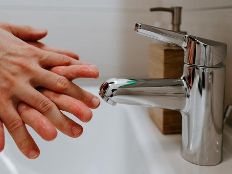 Proper Hand Washing and Sanitising