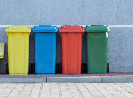 Great cleaning companies keep your bin room fresh and clean