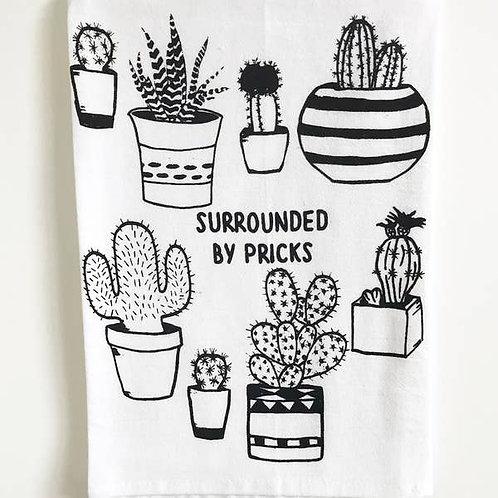 Pricks Kitchen Towel