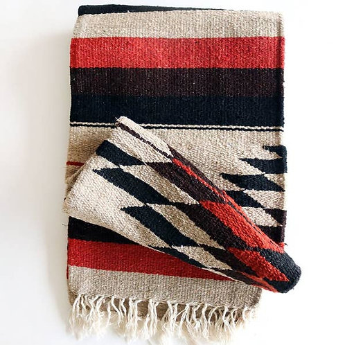 Bonnie Mexican Blanket-Medium