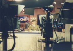 CNN anchor blurry