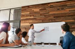 Creative Ideas & Team Work