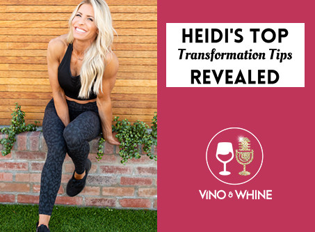 Jump Start Your Transformation With These Valuable Tips From Heidi Powell
