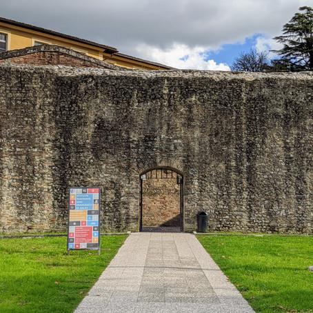 Citta di Castello in Umbria