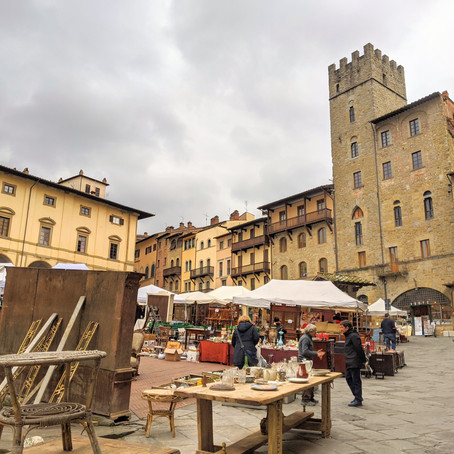 Antique & Local Food Markets