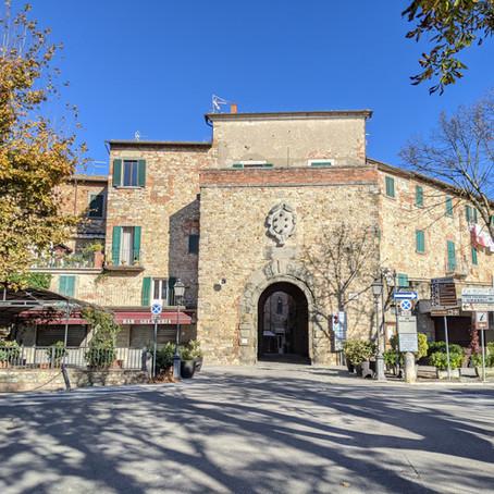 Where to Eat - Lucignano