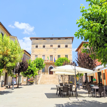 The perfect day in the Val d'Orcia