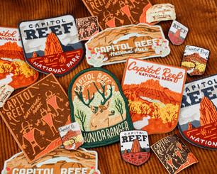 Capitol Reef National Park Souvenirs!