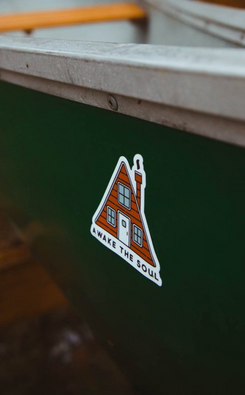 ATS A-Frame Sticker