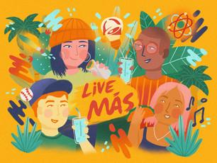 Live Mas Scholarship