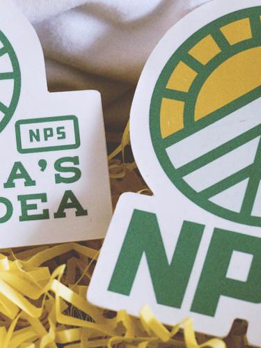 NPS Service Rebranding (Concept)
