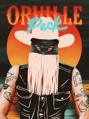 Orville Peck Poster