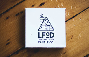 Live Free Or Die Candle Co.