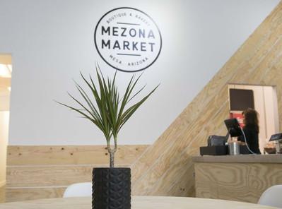 Mezona Market Logo