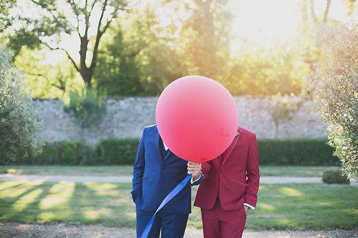Fleuriste mariage couple gay gayfriendly