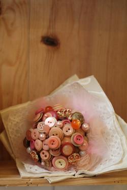 Bouquet de boutons vintages