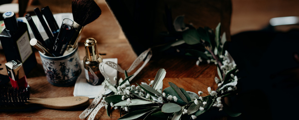 Couronne de mariée