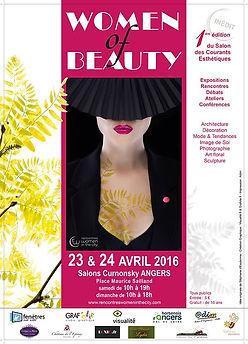 Salon Women of Beauty Angers