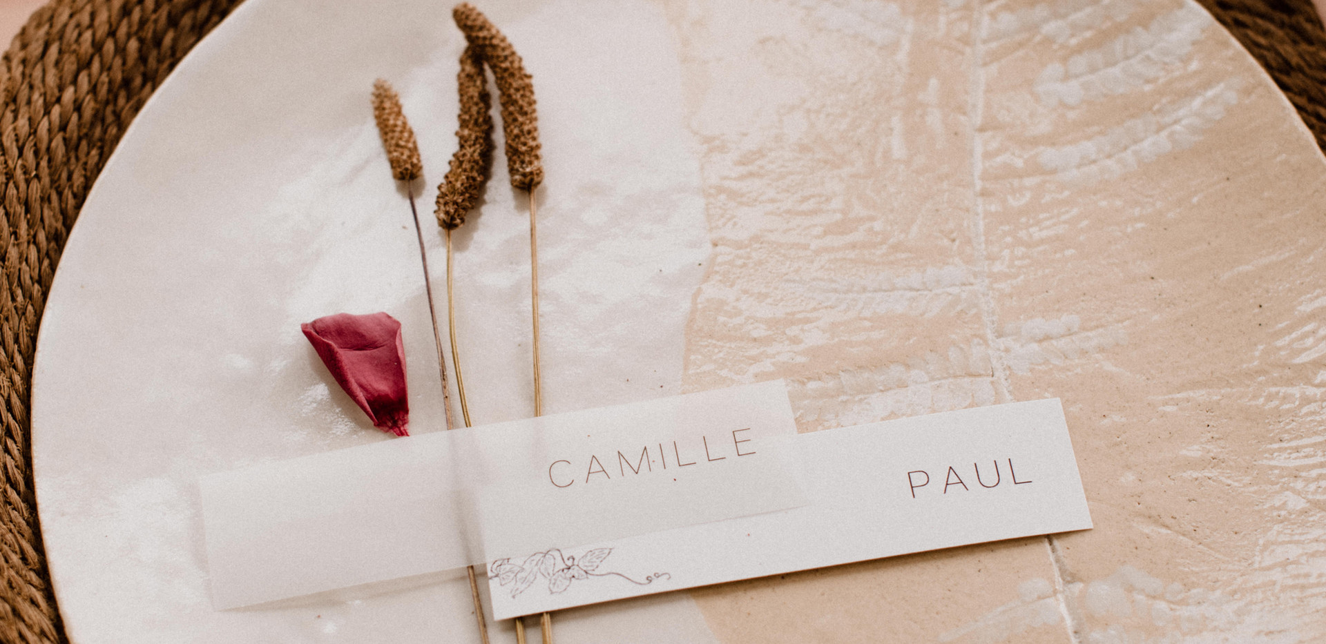 Table mariage Angers