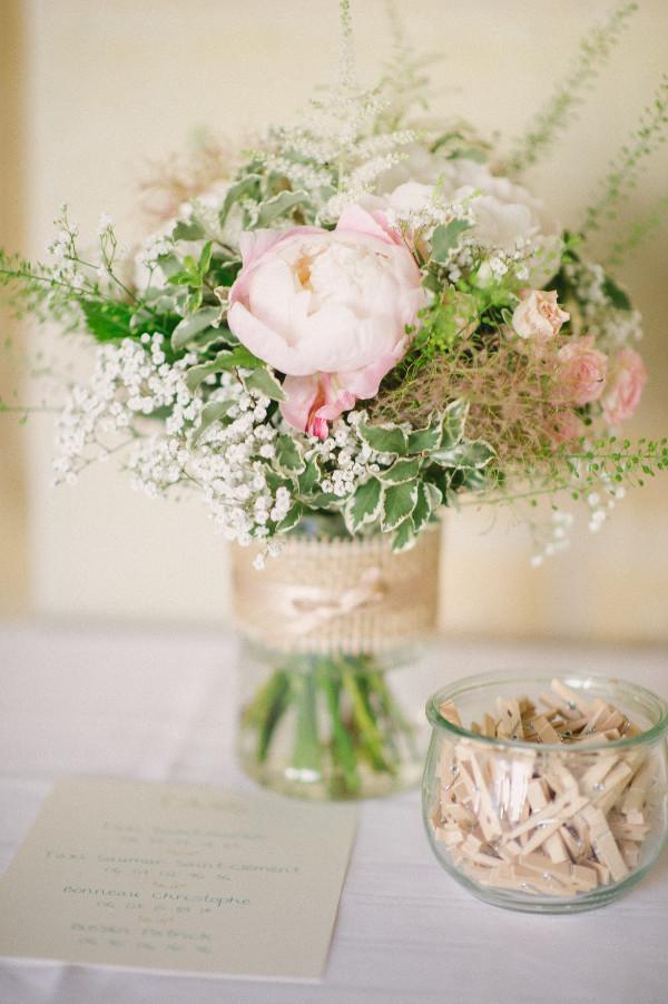 Décoration fleurs mariage angers