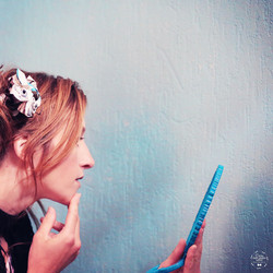 Peigne à cheveux pour mariée