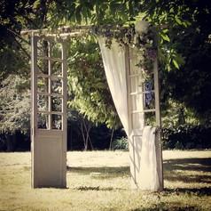 Portes fenêtres vntage
