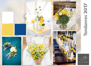 Wedding & Events trend 2017
