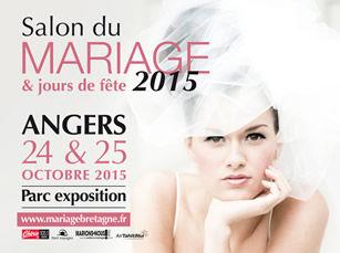 Salon du mariage et jours de fête 2015 Angers