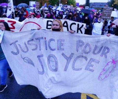 The Tragic Death of Joyce Echaquan