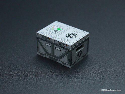 Printed Parts - Cargo Crates