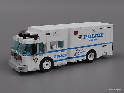 Lego Bomb Squad