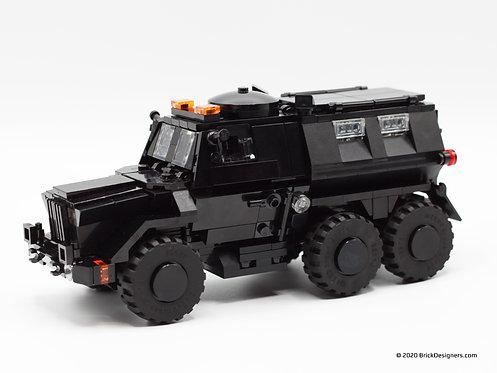 SWAT MRAP - Set