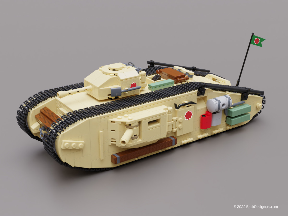 WWI Heavy Tank