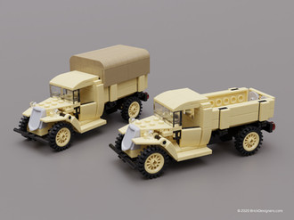 Light Cargo Trucks