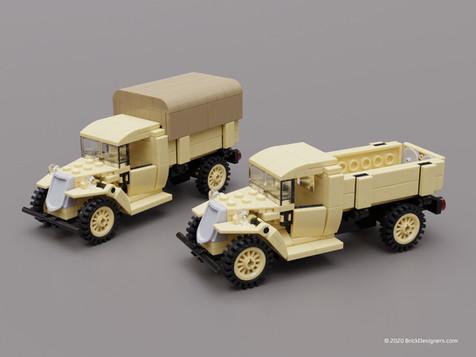 Light Cargo Trucks