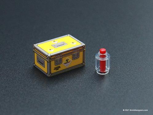 Printed Parts - Plutonium Case