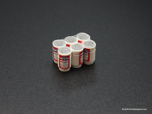Printed Parts - 6-Pack
