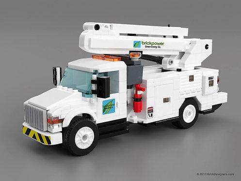 Lego Utility Truck