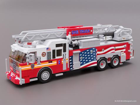 """Ladder """"One Truck"""""""