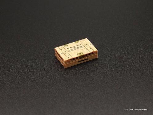 Printed Parts - Mortar Ammunition Box