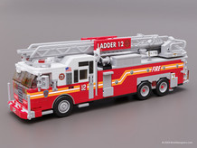 Fire Truck - Ladder