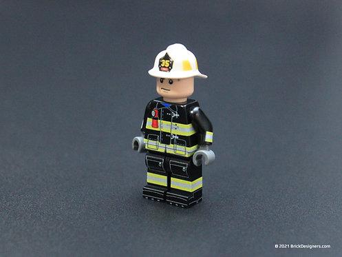 Minifigure - Firefighter