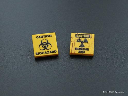 Lego Custom Printed Parts