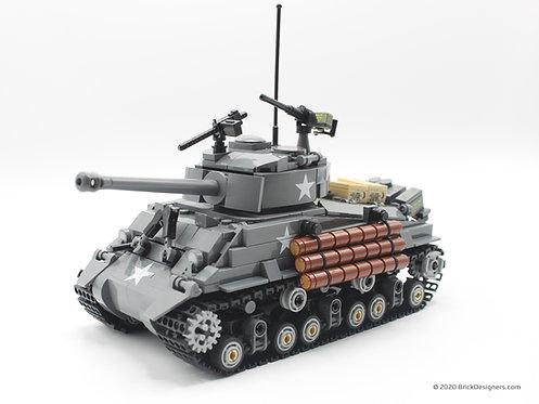Medium Tank - Set