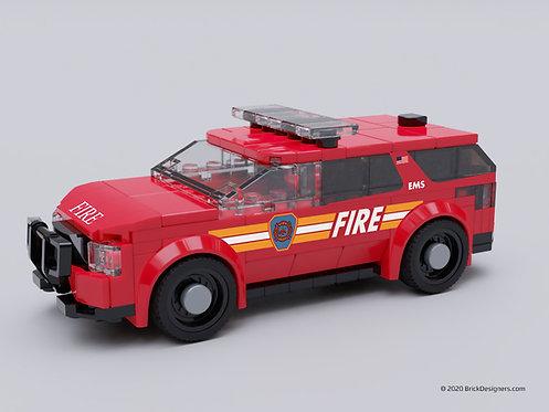 Lego SUV