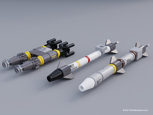 Missile Pack - Set