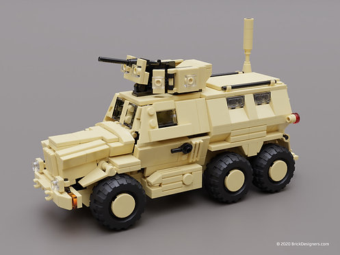 MRAP 6x6