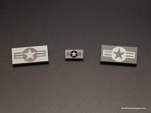 Printed Parts - US Markings