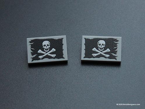 Printed Parts - Jolly Roger (Pair)